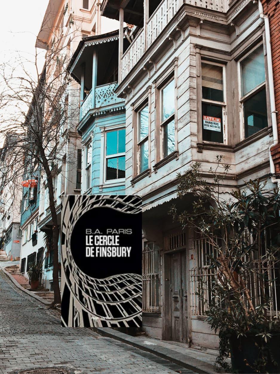 Le cercle de Finsbury :: B.A Paris