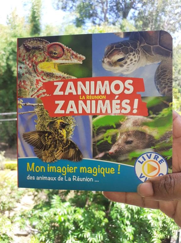 Zanimos la Réunion Zanimés ! :: Maëla Winckler