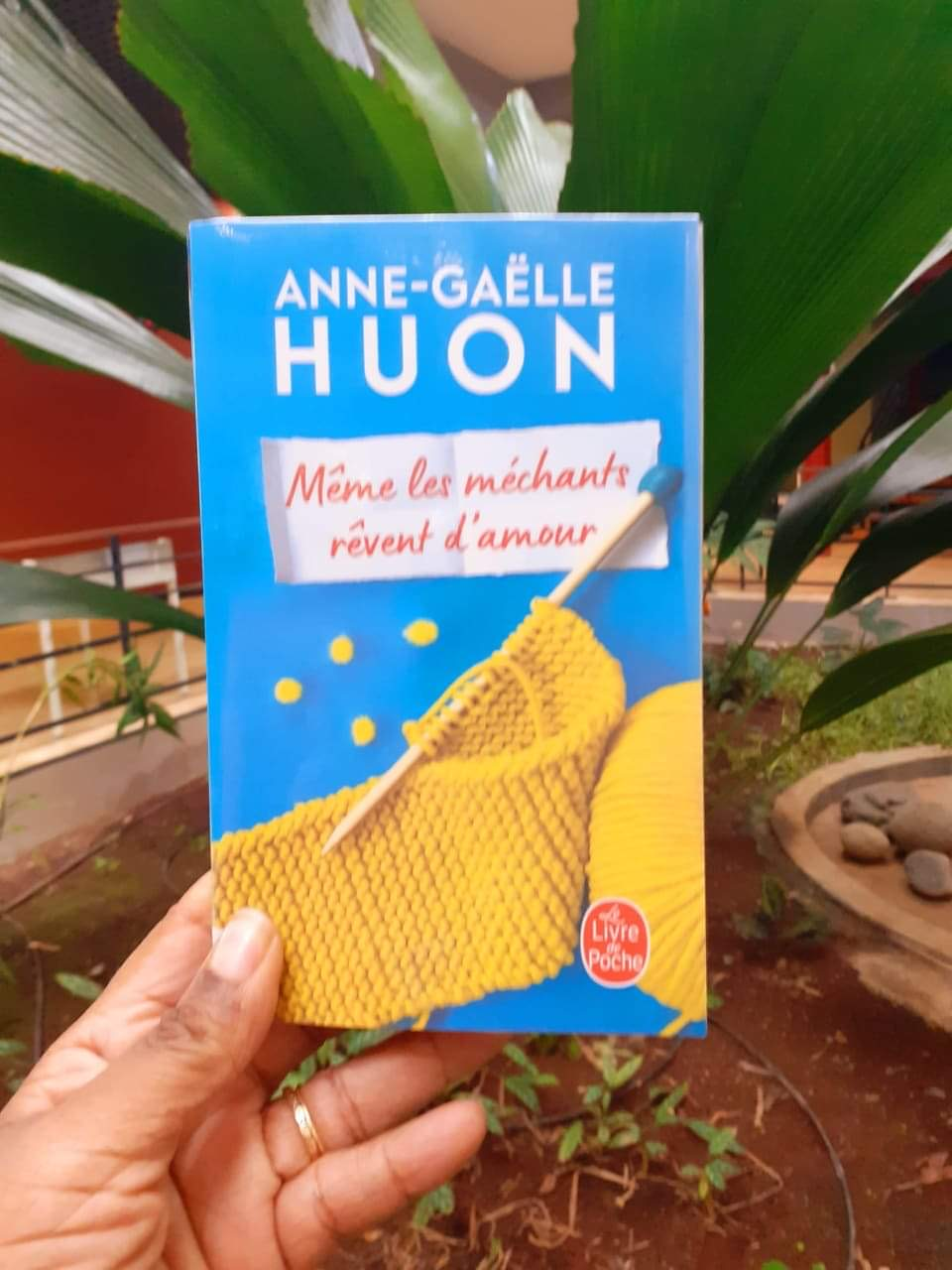 Même les méchants rêvent d'amour :: Anne-Gaëlle Huon